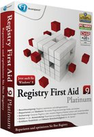 Avanquest Registry First Aid 9 Platinum (Win) (DE)