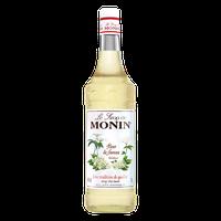 Monin Sirup Holunderblüte 1,0 Liter