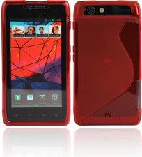 TWINS Fancy Bright rot (Motorola RAZR)