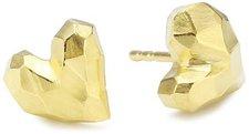 Drachenfels Goldherzstecker (DHE26/AGG)