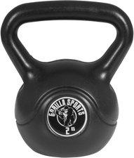 Gorilla Sports Kettlebell Kunststoff 2 kg