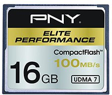 PNY Compact Flash Elite Performance 16GB (CF32GELIPER-EF)