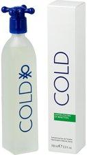 Benetton Cold Eau de Toilette (100 ml)