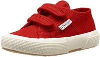 Superga Classic Kinder Sneaker (2750-JVEL) rot