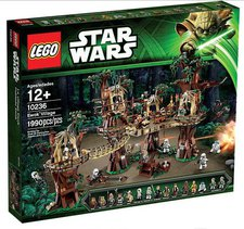 LEGO Star Wars - Ewok Village (10236)