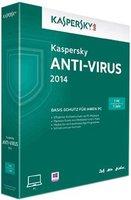 Kaspersky Antivirus 2014 Upgrade (1 User) (1 Jahr) (Win) (DE)
