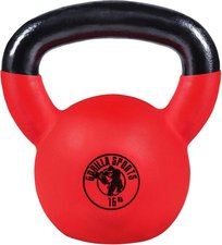 Gorilla Sports Kettlebell Vinyl 16 kg