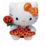TY Hello Kitty Baby Halloween 15 cm