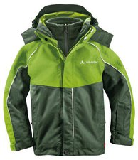 Vaude Kids Little Champion 3in1 Jacket II Thyme