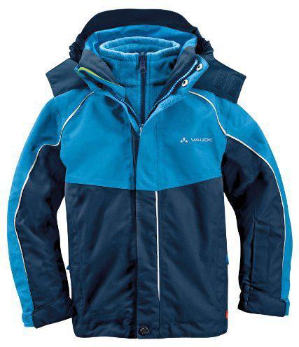 Vaude Kids Little Champion 3in1 Jacket II Deep Water