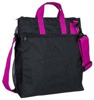 Lässig Buggy Bag Regular Star black
