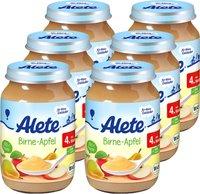 Alete NaturNes Birne & Apfel (190 g)