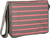 Lässig Messenger Bag Slate Striped Dubarry