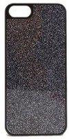 XQISIT iPlate Glamor schwarz (iPhone 5)