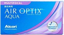 Ciba Vision Air Optix Aqua Multifocal -8,50 (3 Stk.)