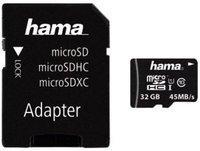 Hama microSDHC 32GB Class 10 UHS-I (114993)