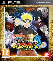 Naruto: Ultimate Ninja Storm 3 - Full Burst (PS3)