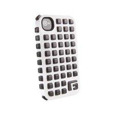 G-Form Extreme Grid Weiß/Schwarz (iPhone 4/4S)
