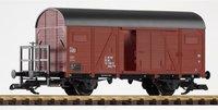 Piko Gedeckter Güterwagen mit Bremserbühne DR (37907)
