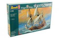 Revell Pilgrim Ship Mayflower (05486)