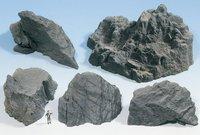 Noch Struktur-Felsstücke Granit (58451)