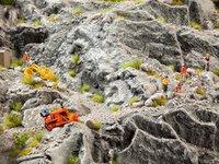 Noch Felsplatte Steinbruch (58491)