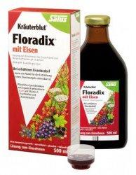 Duopharm Floradix mit Eisen glutenfrei (500 ml)