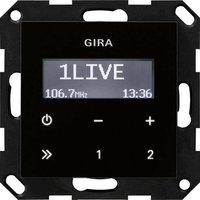 Gira UNTERPUTZ- RADIO RDS (228405)