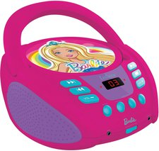 Lexibook Barbie CD-Player mit Radio
