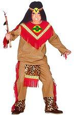 Widmann Kostüm-Set Indianer-Häuptling Sitting Bull