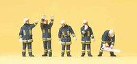 Preiser Feuerwehrmänner (10486)