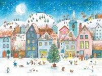 NordSüd Weihnachten im Dorf Adventskalender