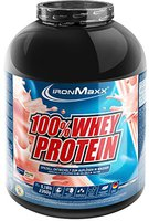 Ironmaxx 100% Whey Protein Melone Pulver (PZN 07755109)