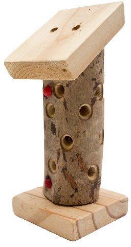 Wildlife World Mini Bugs Ladybird Tower