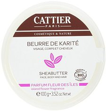 Cattier Shea Butter Island Flower (100 g)