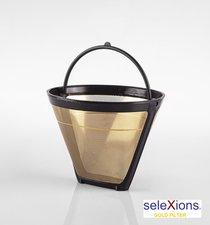Ilggro seleXions Kaffeefilter Gold 6-12 Tassen (GF4)