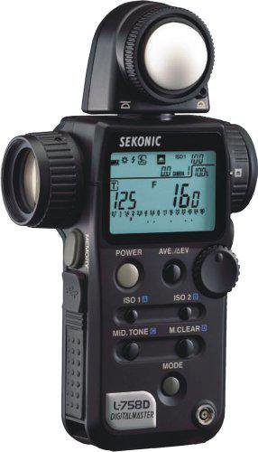 Sekonic L-758D