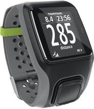 TomTom Multi-Sport GPS-Uhr dunkelgrau HF