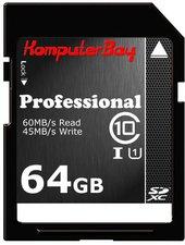 Komputerbay SDXC 64GB Class 10