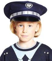 Rubies Polizeimütze, blau (4 465496)