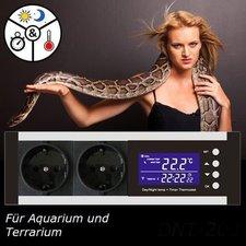 OCS.tec Digitaler Thermostat TMT-200 Pro Control V2.II Pro TX2