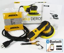 Mirka DEROS650CV Excenterschleifer, 150 mm ORBIT 5,0