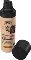 Lavera Sensitiv Natural Liquid Foundation - 04 Almond (30 ml)