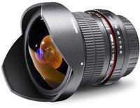 Walimex pro 8mm f3.5 Fisheye II [Sony E-Mount]