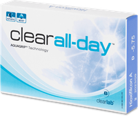 ClearLab Clearall-day -2,25 (6 Stk.)