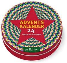 Ars Edition Optische Illusionen Adventskalender