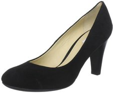 Geox D Marieclaire High E black suede