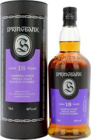 Springbank 18 Years 0,7l 46%