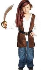 Rubies Kleiner Pirat, 2tlg. (1 2652)