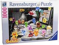 Ravensburger Gelini Nachts im Büro